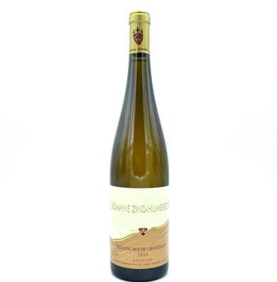Alsace - Riesling Roche Granitique