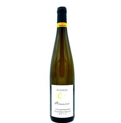 Alsace - Gewurztraminer Vendanges Tardives